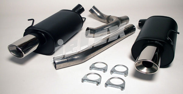 performance steel zoom parts p jetex stainless exhaust snabb volvo awd cat back