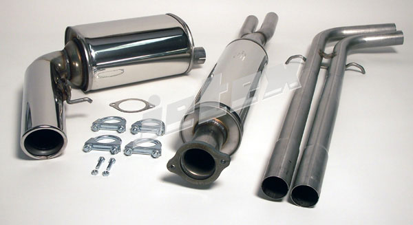 Volvo S60 Fwd 20012009 304 Stainless Steel Performance Exhaust Zoom: Volvo S60 Exhaust System At Woreks.co