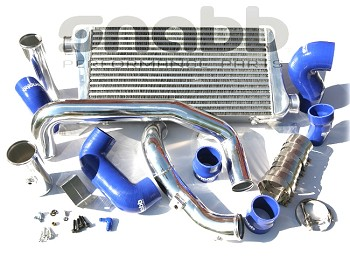 Ultimate BIG Volvo Intercooler Kit-03-09 S60 V70 with IPD 4T4 Turbo
