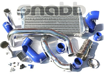 Ultimate BIG Volvo Intercooler Kit-06-07 S60R/V70R 05+ T5's