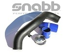 Performance Fresh Air Pipe P1-T5 Black PC -Blue
