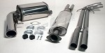 Volvo V70 AWD 2001-2007 304 Stainless Steel Performance Exhaust