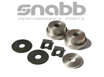 Stainless Steel Shifter Cable Bushings  S60, V70, C70, S70