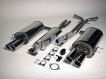 Volvo XC90 2003-2013 304 Stainless Steel Performance Exhaust